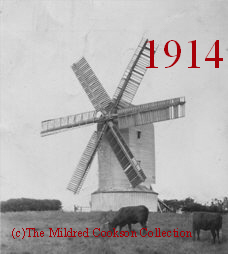 Ashcombe Mill : (c)Mills Archive Trust