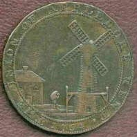 Appledore token, 1794