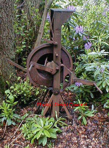 david coward lowder mill winch