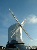 Photograph by P Brewer from Windmill Hill Windmill website