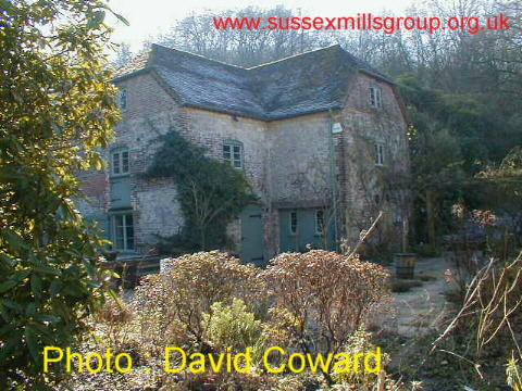 Lowder Mill - photo by David Coward
