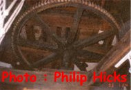 Patcham Windmill - Great Spur Wheel