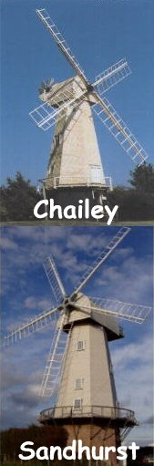 Chailey and Sandhurst