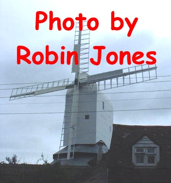 All four Sweeps in place : photograph - Robin Jones
