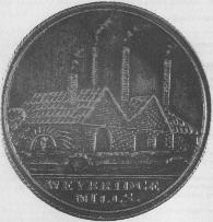 weybridge mills token
