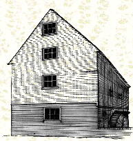 Woods Mill [Drawn by R G Martin]
